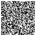 QR code with A & W Trucking Inc contacts