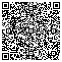 QR code with E & J's Restaurant contacts