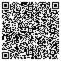 QR code with C & S Tile Service contacts