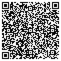QR code with J & D Auto Sales Corp contacts