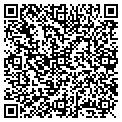 QR code with D M Dennett & Assoc Inc contacts