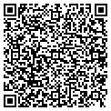 QR code with A & R Air Conditioning Co contacts