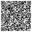 QR code with J & R Enterprises Bay County contacts