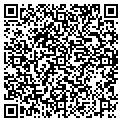 QR code with C & M Management Co-Sarasota contacts