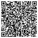 QR code with CRK Auto Transport contacts