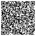 QR code with V B Brown Distr Inc contacts
