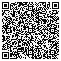 QR code with D & D Auto Salvage contacts
