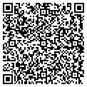QR code with P K's Cafe & Coffee House contacts