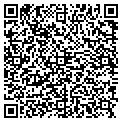 QR code with D & D Seafood Corporation contacts