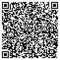 QR code with B & B Kitchen Cabinets contacts
