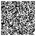 QR code with R & C Floral Apopka contacts
