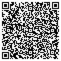 QR code with S & R Janitorial Products contacts