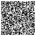 QR code with M & Z Food Store contacts