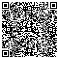 QR code with V&M Delivery Service contacts