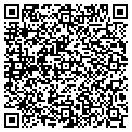 QR code with B & R Spotless Dry Cleaning contacts
