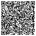 QR code with K & M Electric Supply Inc contacts