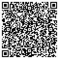 QR code with James W Pierce contacts