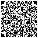 QR code with M & M Autobody & Used Cars contacts