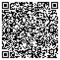 QR code with T & T Automotive contacts