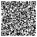 QR code with D R Vencil contacts