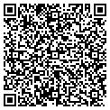 QR code with M&M Services Brandon contacts