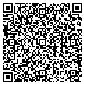 QR code with M & M Mirror contacts
