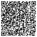 QR code with C & D Auto Body contacts