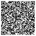 QR code with B F At Club Kendall Lls contacts