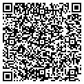 QR code with P&C Bus Co Inc contacts