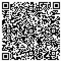 QR code with O B Thompson Inc contacts
