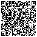 QR code with Homestretch contacts