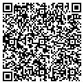 QR code with D & M Electronics contacts