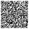 QR code with R J & J Car Sales Corp contacts