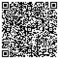 QR code with S & S Cafeteria contacts
