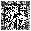 QR code with C & W Trucking Inc contacts
