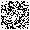 QR code with Hall Podiatry contacts