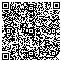 QR code with Hamilton Hair Salon contacts