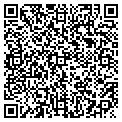 QR code with E & M Auto Service contacts