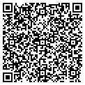 QR code with K & B Rosetta Construction Inc contacts