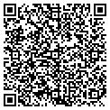 QR code with H&R Dental Labs Inc contacts