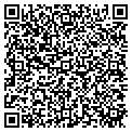 QR code with B & B Transportation Inc contacts