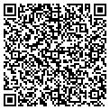 QR code with S & G Environmental contacts