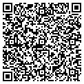 QR code with C & C Bobcat & Backhoe Inc contacts