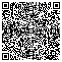 QR code with J & J Auto Works Inc contacts