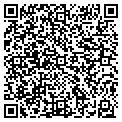 QR code with T & R Lawn Care Of Sarasota contacts