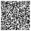 QR code with E & B Warehouses contacts