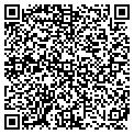 QR code with J & J Bingo Bus Inc contacts
