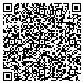 QR code with S & R Electric contacts