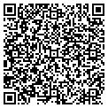 QR code with H & J Ceramic Tile contacts