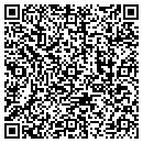 QR code with S E R Woodworking Machinery contacts